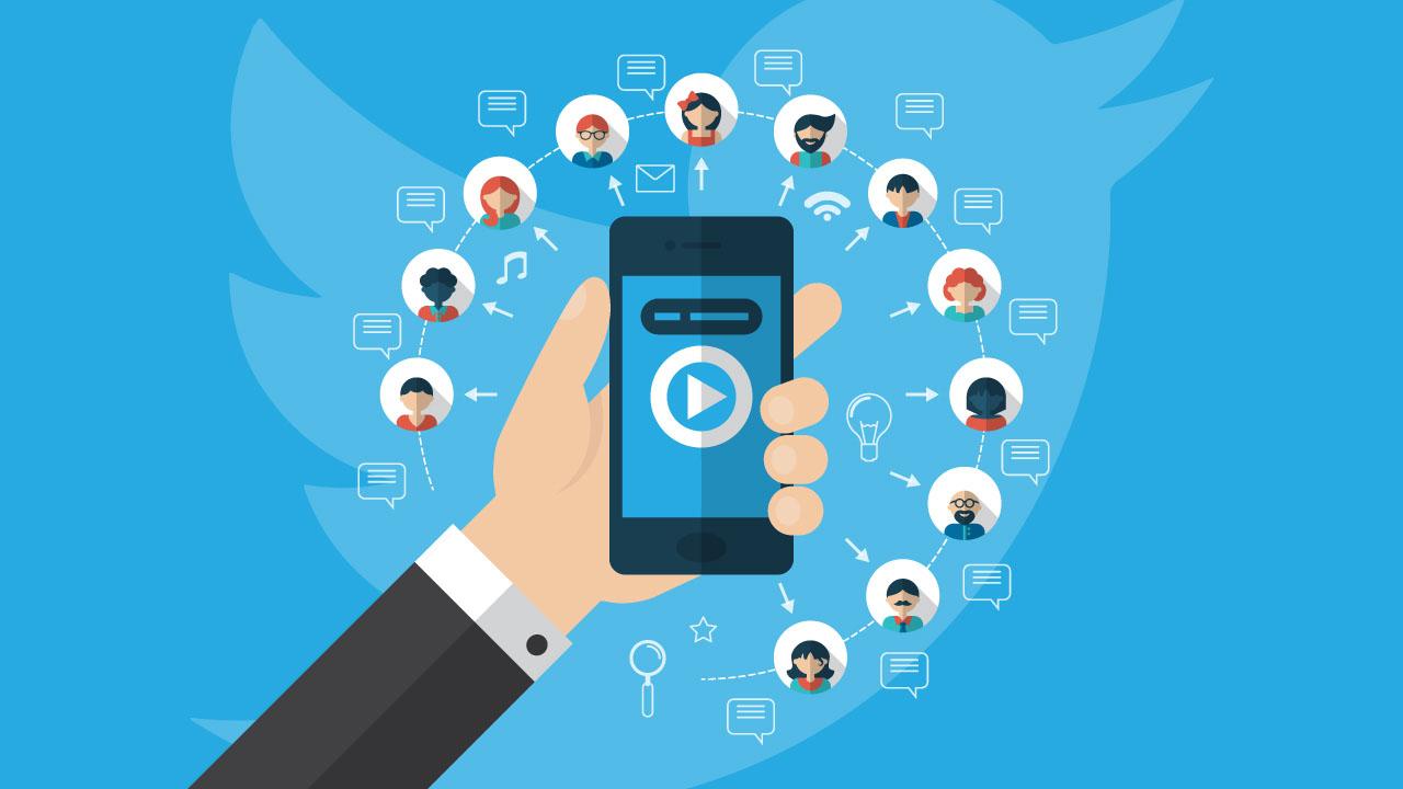 Twitter colocará subtítulos automáticos en videos y audios