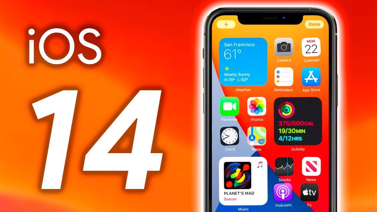 Los desarrolladores no están contentos con iOS 14