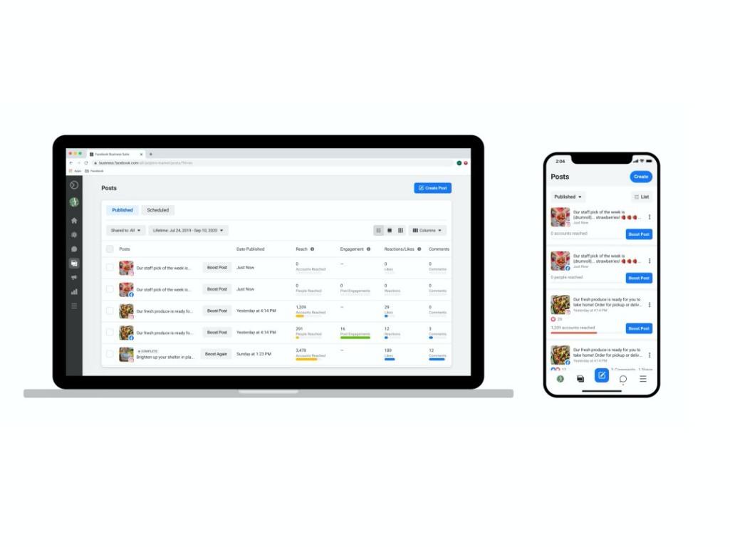 Facebook Business Suite, la herramienta para PyMEs