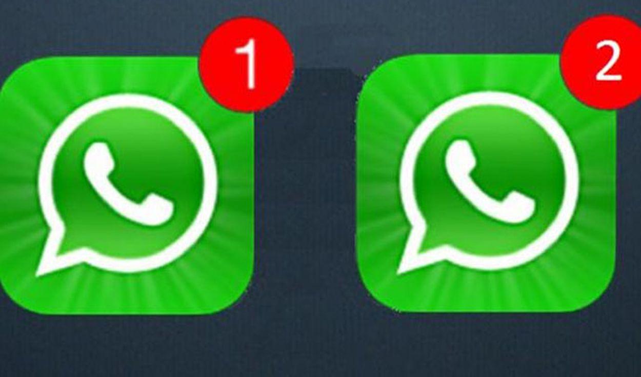 Cómo tener dos cuentas activas de WhatsApp en un solo móvil (Android y iPhone)