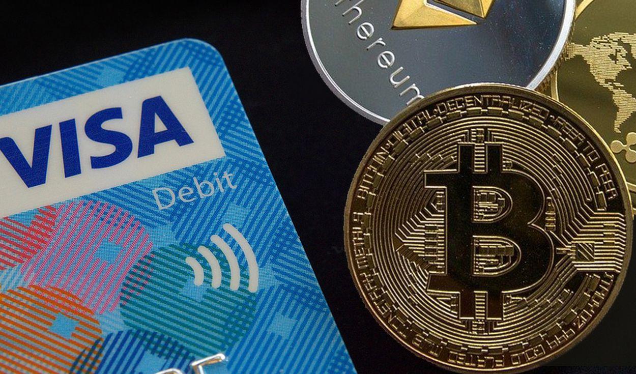 Visa ahora permitirá el uso de USD Coin, una criptomoneda