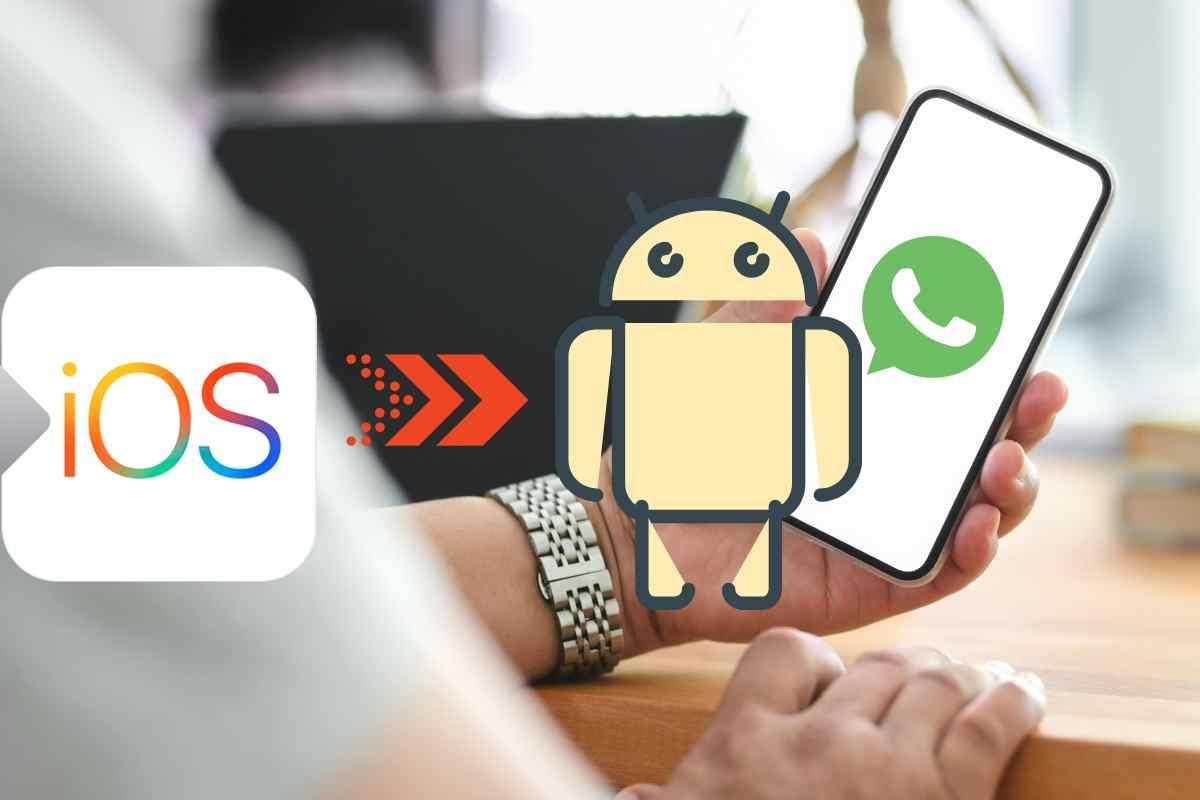 WhatsApp permitirá pasar chats de iOS a Android ¡Por fin!