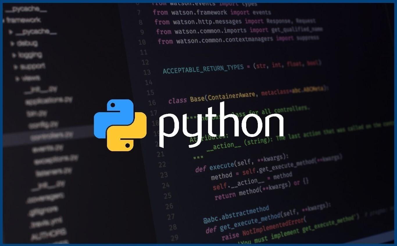¿Por qué Python no es popular en apps y navegadores?