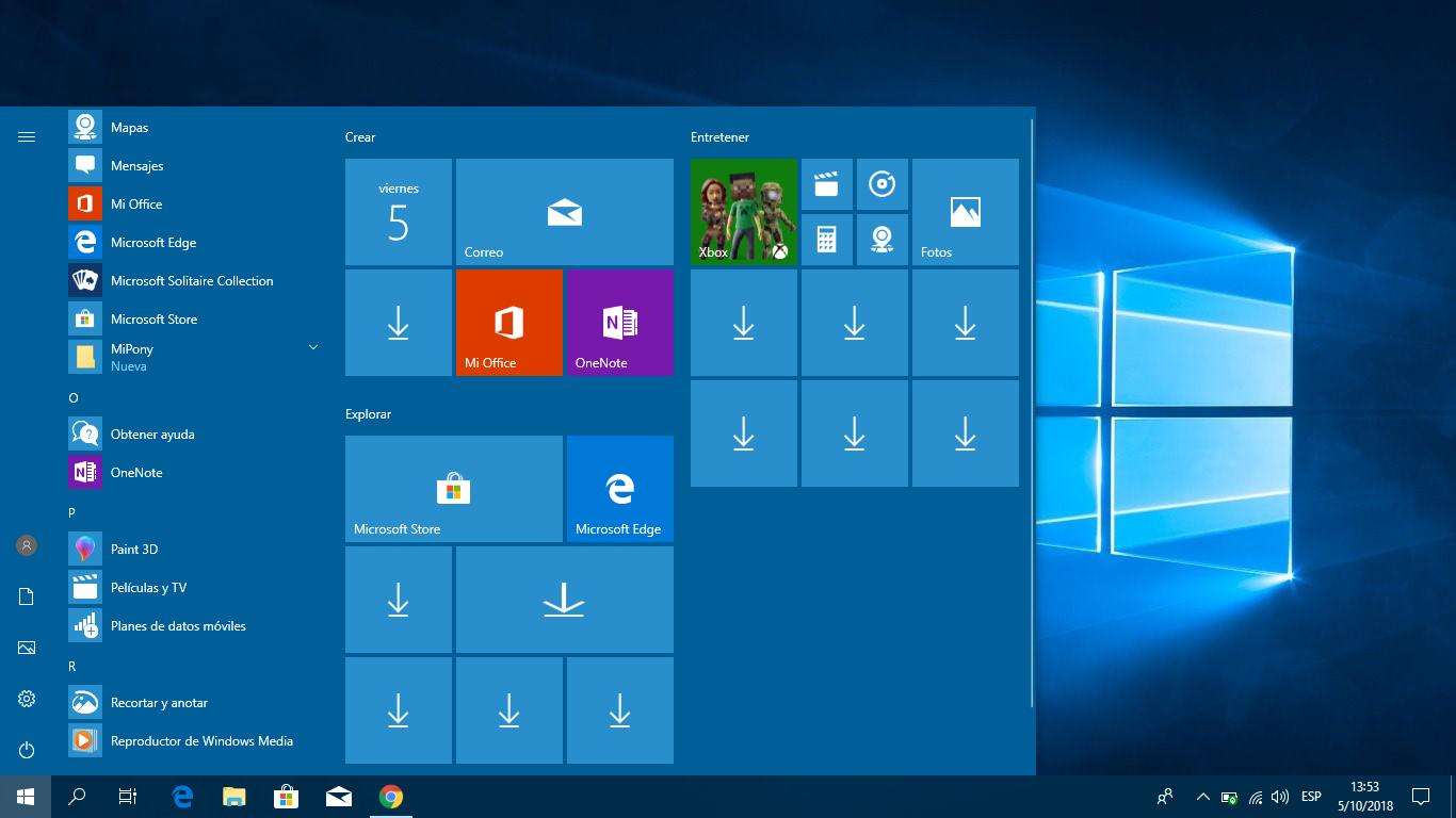 La próxima actualización de Windows 10 estará especialmente enfocada al diseño y los iconos
