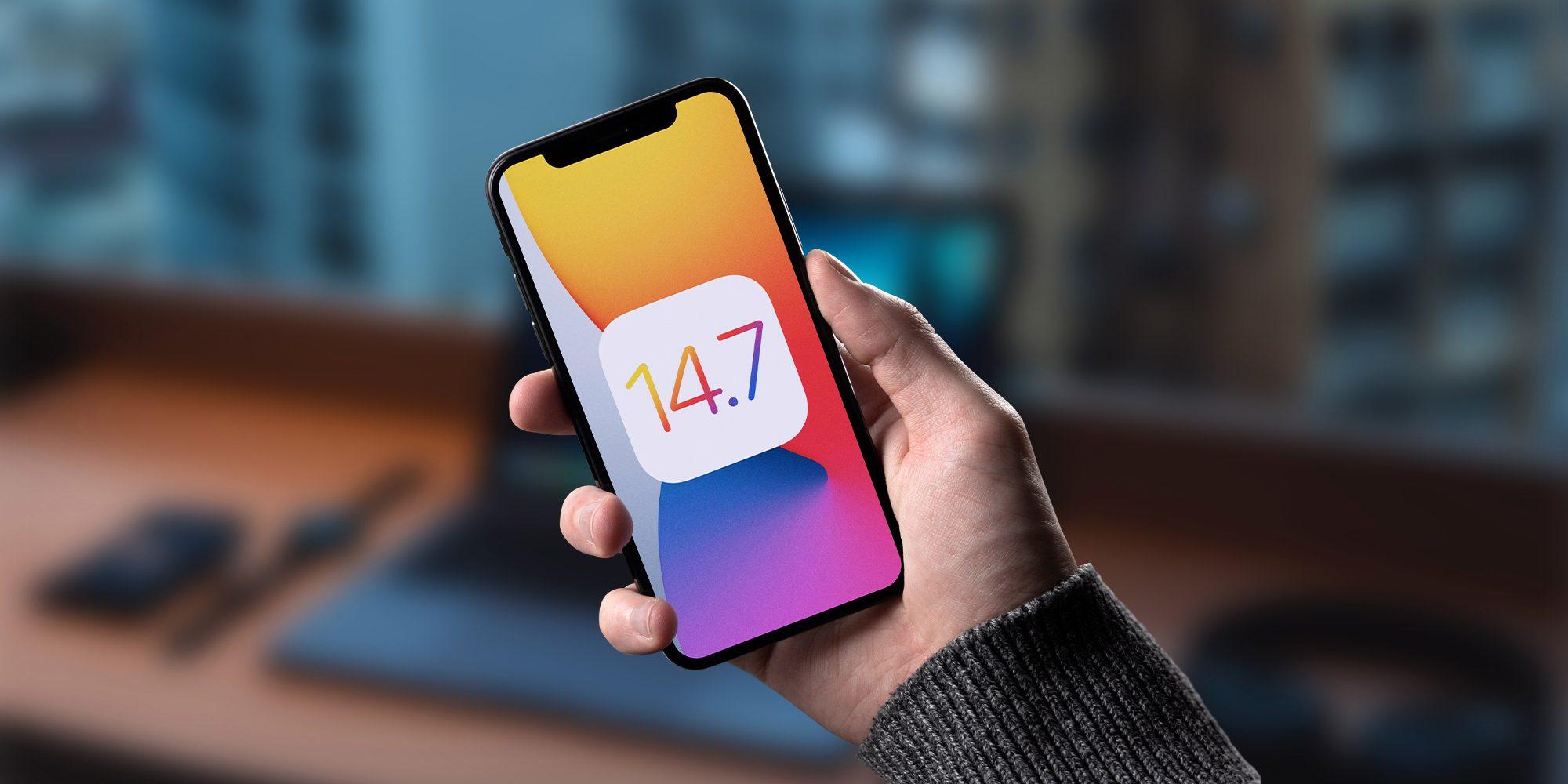 Apple liberó iOS 14.7.1 para corregir fallas en el Apple Watch