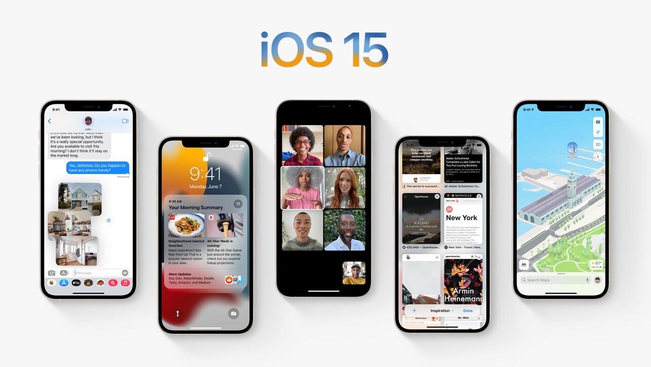 iOS 15 y iPadOS 15 ya están aquí, estos son todos los iPhone y iPads que recibirán la actualización