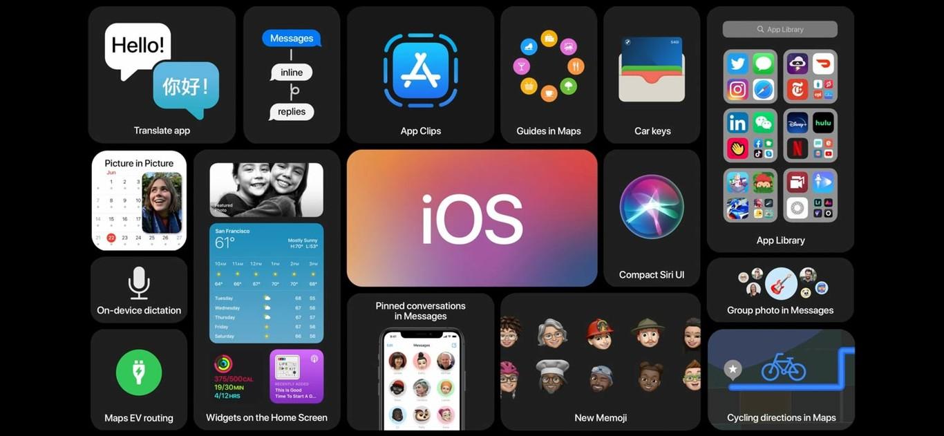 iOS 14,8 está disponible un día antes del evento de Apple