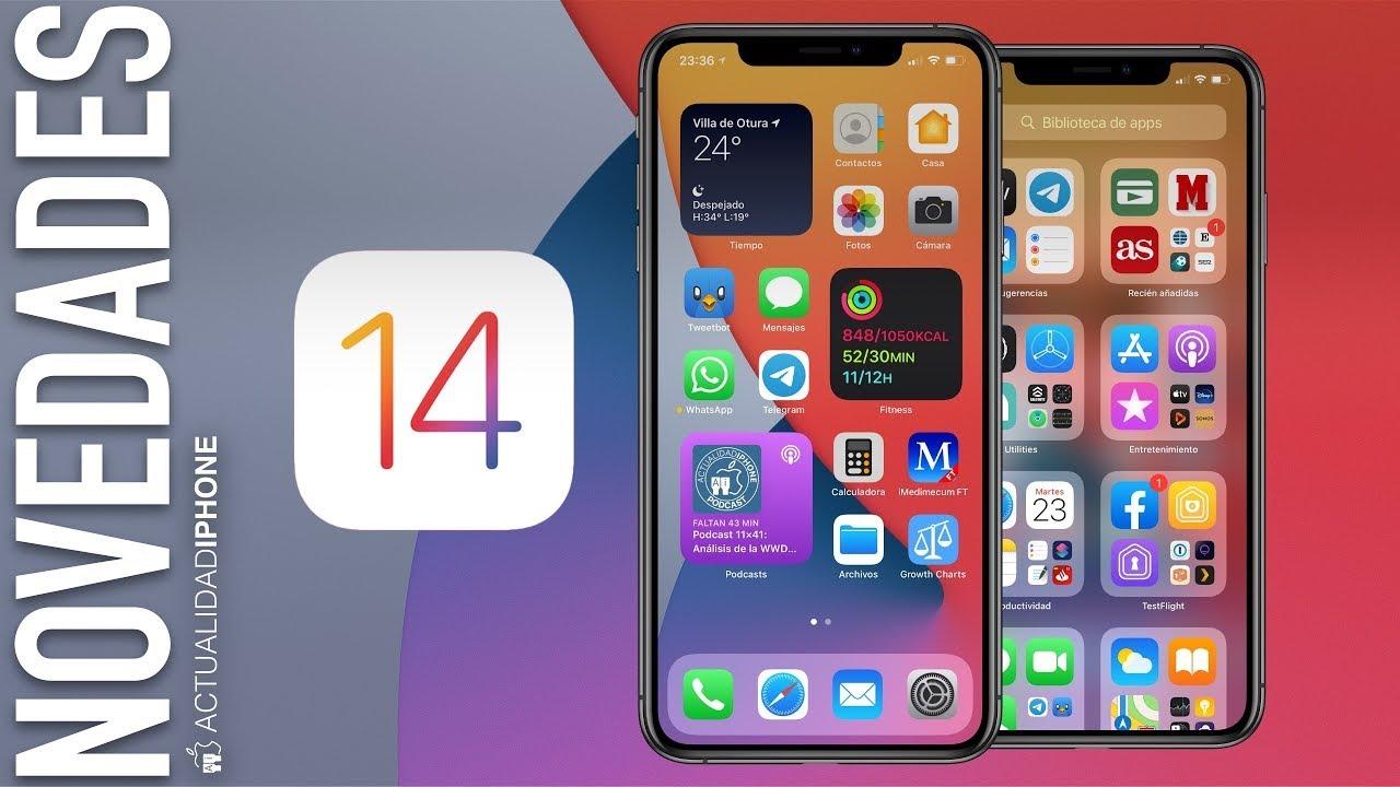iOS 14: principales novedades, dispositivos compatibles y cómo instalarla