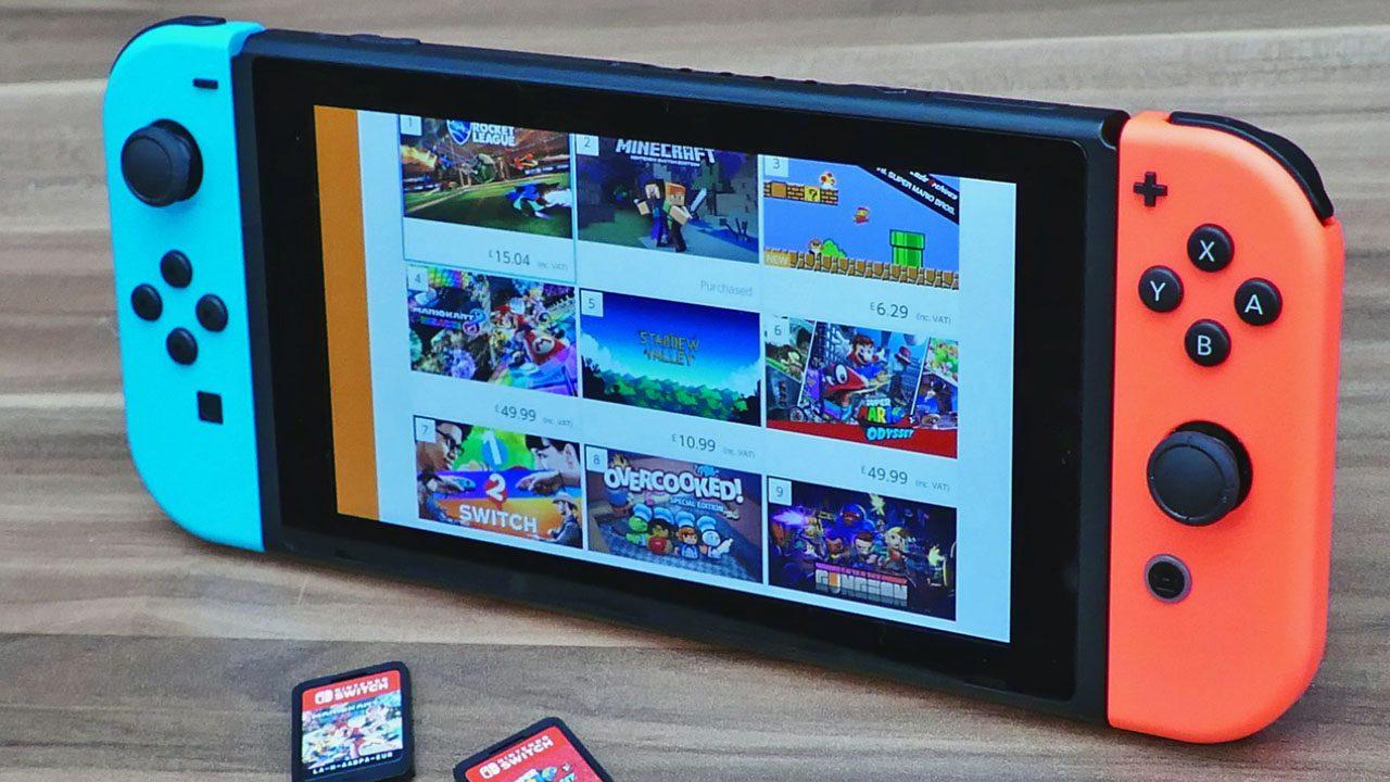 Colombia, Chile, Argentina y Perú ya tienen Nintendo eShop